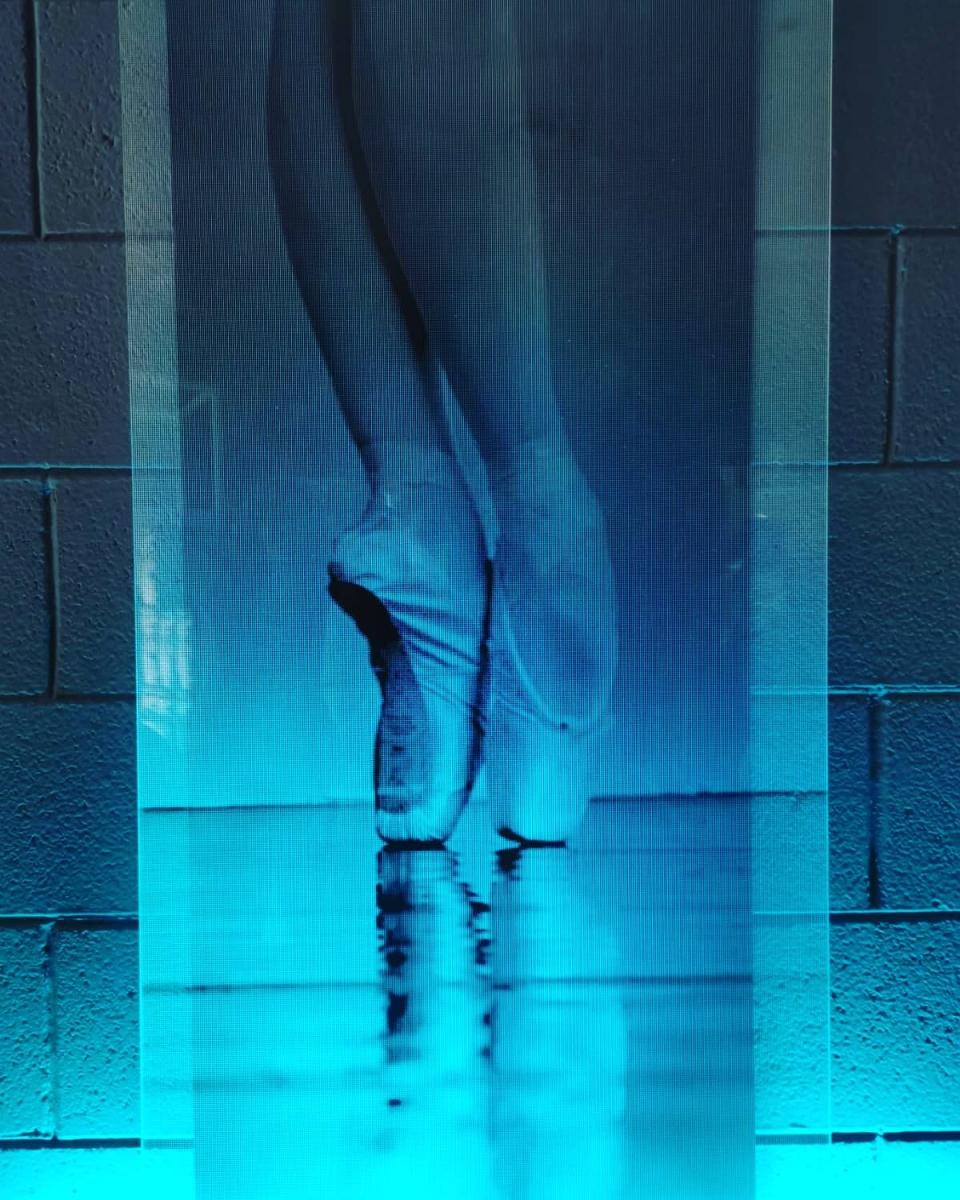 Ballerina-Backlight