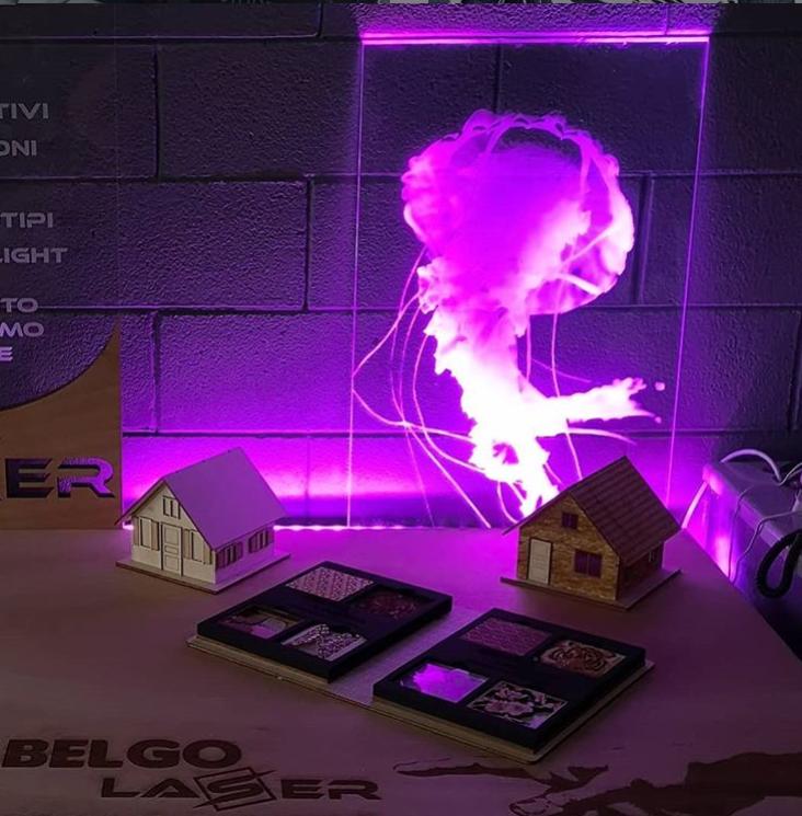 Medusa-Backlight